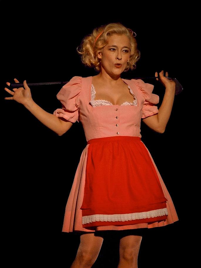 2004: Lola Blau – (Foto: Girard Rhoden)