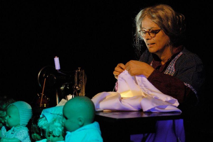 2008: Magda – Kinderfrau (Foto: Carola Hölting)