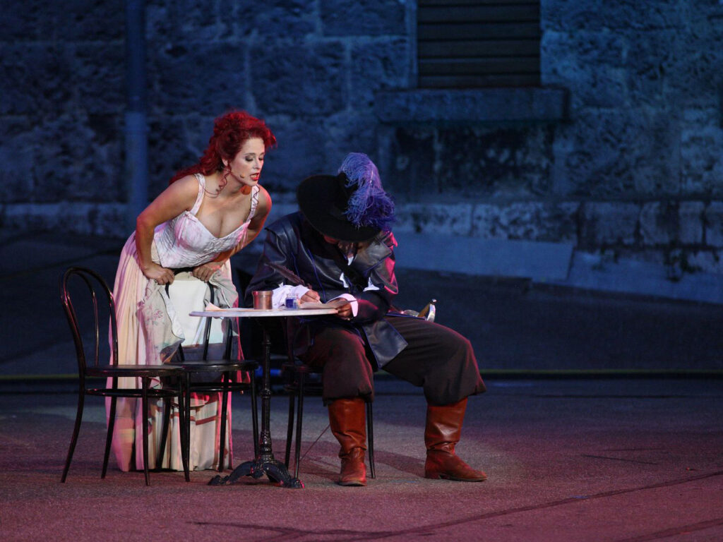 2011: Cyrano de Bergerac – Lise (Foto: Martin Kaufhold)
