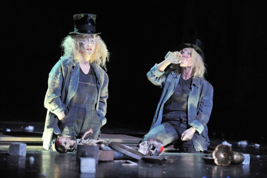 2011: Hamlet – Totengräberlehrling (Foto: Jochen Klenk)